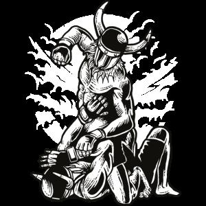 Viking MMA Kämpfer