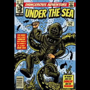 Unterwasserabenteurer
