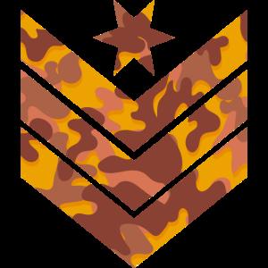 camouflage Star