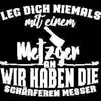 Metzger Shirt-Messer