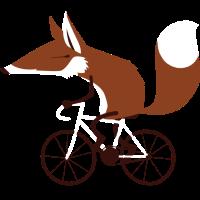 Cycling Fox