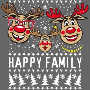 94 Hirsch Rudolph HAPPY FAMILY Papa Mama Kind