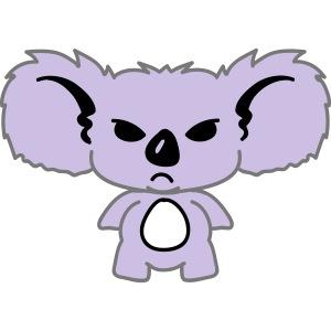 Böser Koala