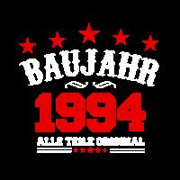 BAUJAHR 1994 Original Geburtstag Geschenk