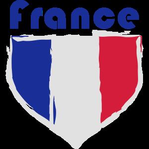 Frankreich-Emblem