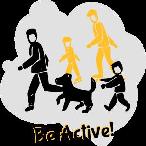 Aktiv sein