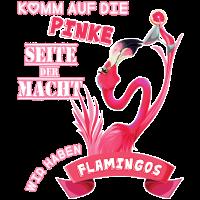 Flamingo Macht