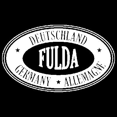 FULDA Städte Shirt - Fulda Städte Shirt - fulda,Stadt,Geschenkidee,Geschenk,Fulda,Dom,Deutschland