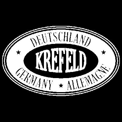 KREFELD Städte Shirt - Stadt Shirt zu Krefeld - krefeld,Stadt,Pinguine,NRW,Krefeld,Eishockey