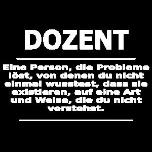 DOZENT