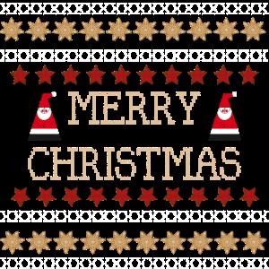 Merry Christmas Ugly Chrismas Geschenk Weihnachten