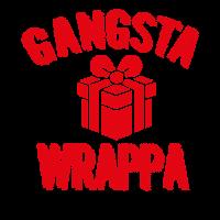 Gangsta Wrappa Xmas Geschenk