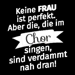 perfekte Frau - Chor