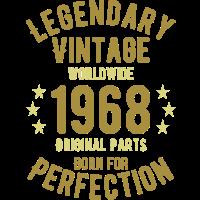 Legendary Vintage 1968