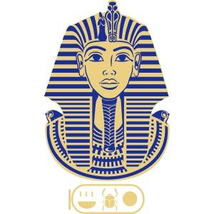Tutanchamun (zweifarbig)