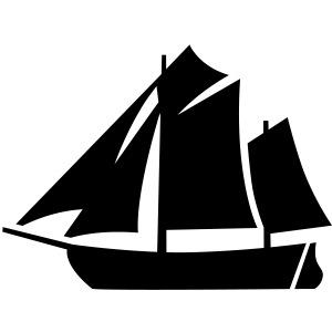 Zeesboot einfach
