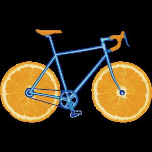 Bicycle ORANGE