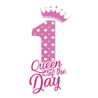 Queen of the day - 1 Geburtstag - Bday