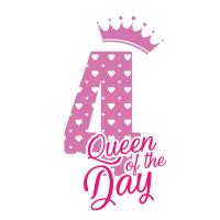 Queen of the day - 4 Geburtstag - Bday