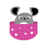 Maus-Kindershirt