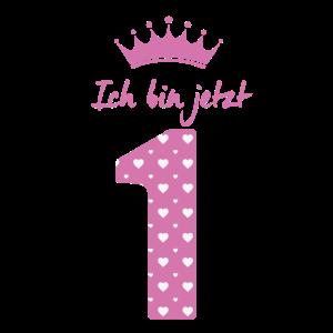 Ich bin jetzt 1 Geburtstag - Bday