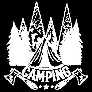Camping Liebhaber Shirt