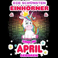 schoenste Einhoerner April