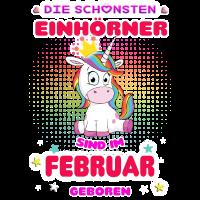 schoenste Einhoerner Februar