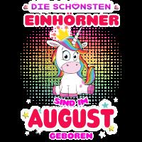 schoenste Einhoerner August