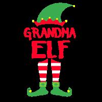 Grandma Oma- Weihnachten Familie Geschenk Xmas