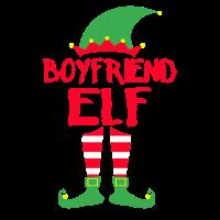 Boyfriend Elf - Weihnachten Familie Geschenk Xmas