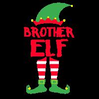 Brother Elf - Weihnachten Familie Geschenk Xmas