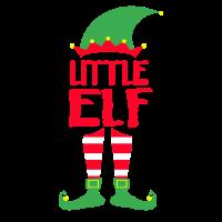 Little Elf - Weihnachten Familie Geschenk Xmas