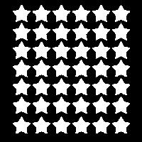 Tshirt - Sterne - Stars