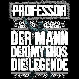 PROFESSOR - Mythos