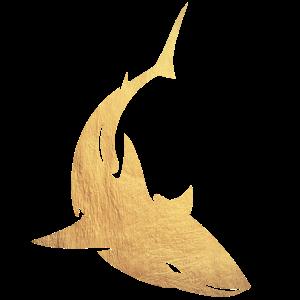 Goldener Hai