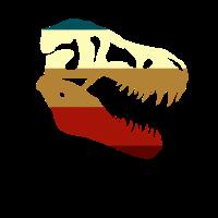 Vintage Retro Dinosaurier