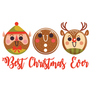 Bestes Weihnachten Ever.Awesome Emoji Weihnachtsgeschenke