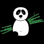 Lolly le panda