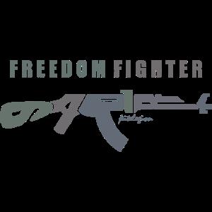 satire freedom fighter de