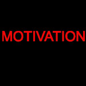 Motivation schwarz