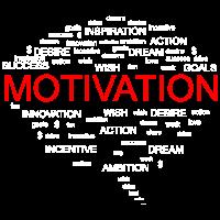 Motivation weiß