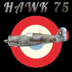 Hawk 75 shirt