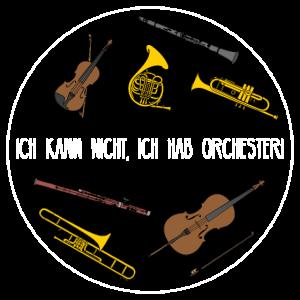 Orchester Termin Musiker Hobby Geschenk