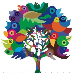 Overbirded Tree