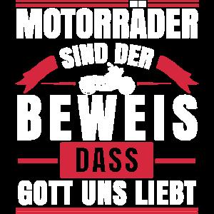 Motorräder Gott liebt