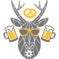 Hirsch und Bier