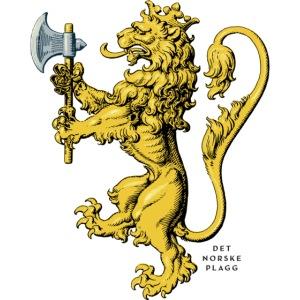 Den norske løve i gammel versjon
