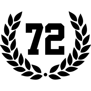 72 logo