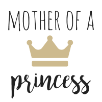 Mother of a Princess Partnerlook